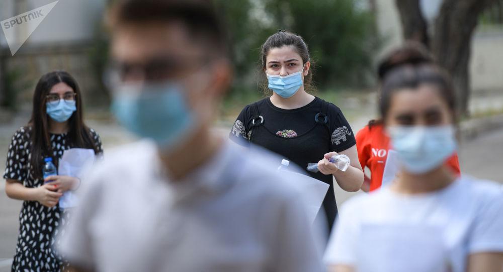 Pandemiya zamanı imtahan