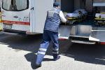 Машина скорой помощи в Баку