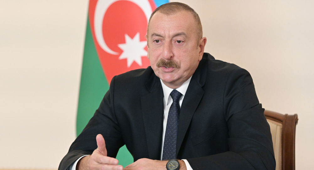 İlham Əliyev, arxiv şəkli