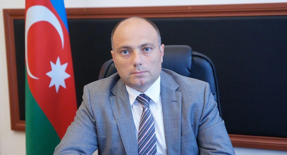 Anar Kərimov, arxiv şəkli