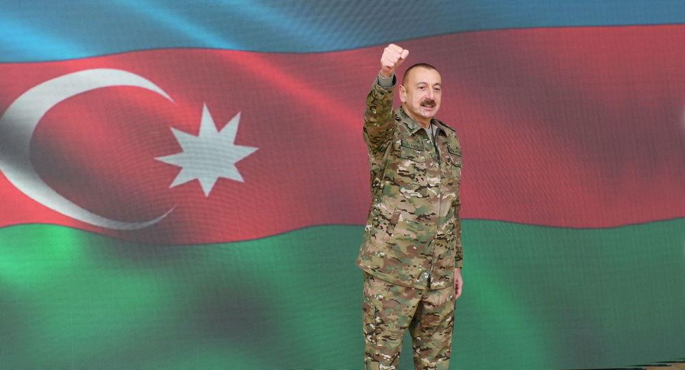 Azərbaycan Prezidenti İlham Əliyev, arxiv şəkli