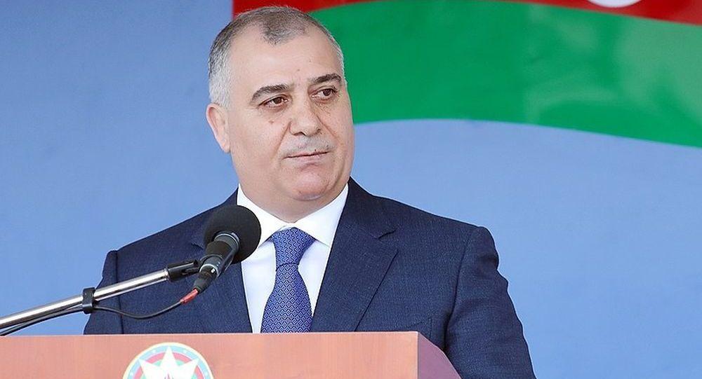 Али Нагиев, фото из архива
