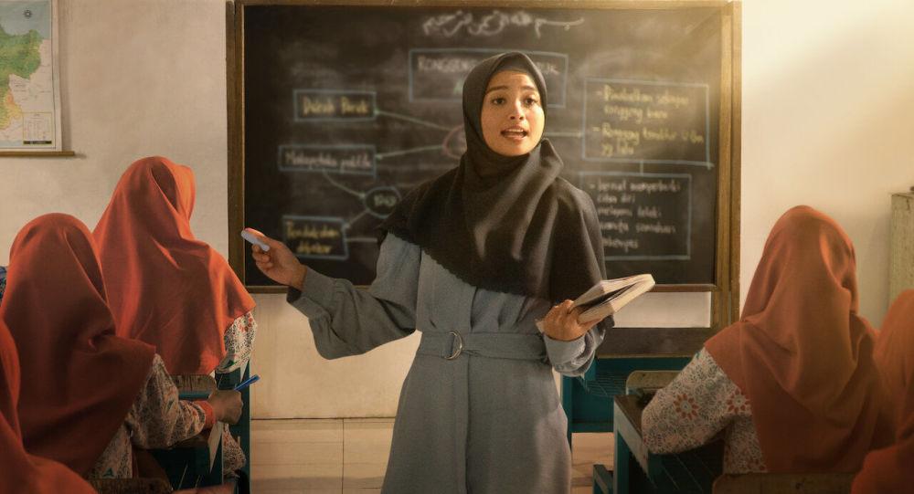 Индонезийский сериал Layla Majnun (Лейли и Маджнун)