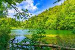 Озеро Анбиль в горах Шабранского района