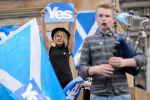 Митинг в преддверии референдума в Шотландии, 17 сентября 2014 года