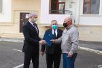 Ликвидаторам чернобыльской аварии выдали квартиры в Баку