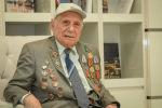 Ветеран Великой Отечественной войны Назим Рамазанов
