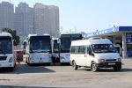 Бакинский Международный Автовокзал, фото из архива