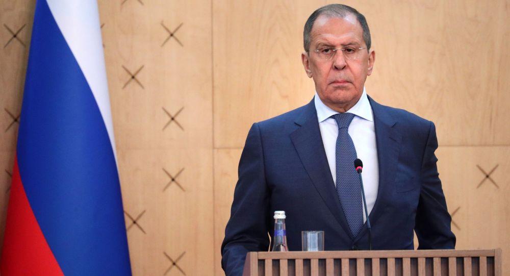 Sergey Lavrov, arxiv şəkli