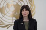 Владанка Андреевна, координатор ООН в Азербайджане.