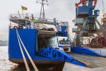 Порт Алят на Каспийском море, фото из архива