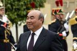 Qırğızıstanın keçmiş prezidenti Əsgər Akayev