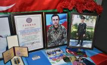 Astaralı şəhid Orxan Babayevin fotoları