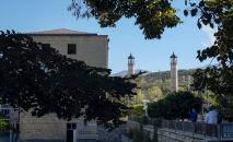 Верхняя мечеть Говхар-ага в Шуше