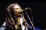 Боб Марли в 1980 году