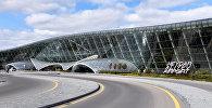 Аэропорт Гейдара Алиева в Баку