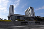 Здание парламента Азербайджанской Республики