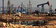 Нефтяные насосы на Баилово, Баку