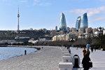 Виды Баку
