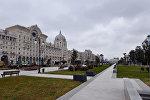 Переменная облачность в Баку, фото из архива