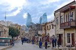 Любимое место туристов в Баку - Ичеришехер