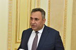 Миргасан Гасанов, глава Союза инвалидов Чернобыля Азербайджана