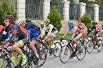 Велосипедные гонки, фото из архива