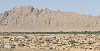 Вид на провинцию Гильменд, Афганистан. Архивное фото