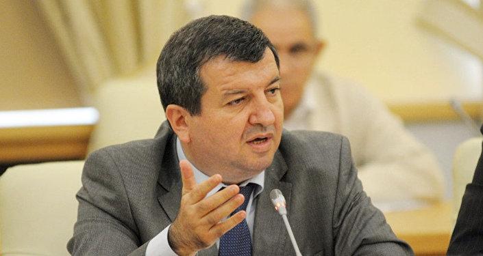 Тогрул Исмаил, профессор университета TOBB (Анкара)