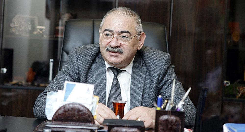 Peşəkar Futbol Liqasının prezidenti Ramin Musayev