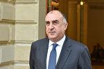 Эльмар Мамедъяров, министр иностранных дел Азербайджана