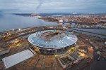 Строительство в Санкт-Петербурге арены для Чемпионата мира по футболу 2018