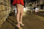Проституция. Архивное фото