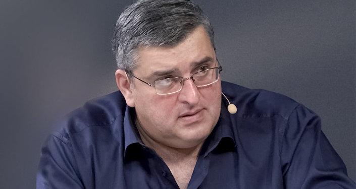 Гела Васадзе, грузинский политолог