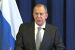 Лавров рассказал, о чем удалось договориться на переговорах с Керри по Сирии
