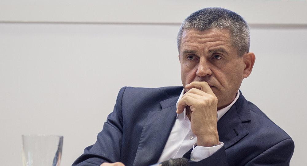 Официальный представитель Следственного комитета РФ Владимир Маркин