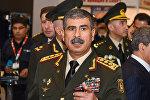 Министр обороны генерал-полковник Закир Гасанов