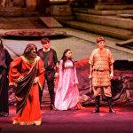 Спектакль Сары гялин - история любви к гречанке
