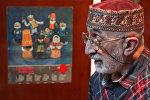 Заслуженный работник культуры Азербайджана, режиссер, художник-постановщик Эльчин Ахундов