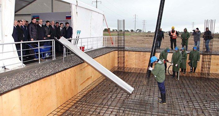 В строительство завода будет вложено 74 миллиона долларов