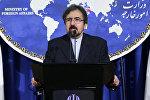 Спикер министерства иностранных дел Ирана Бахрам Касеми