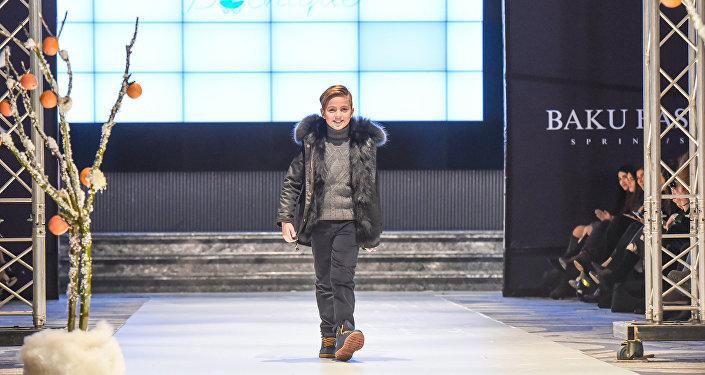 Открытие Baku Fashion Week