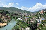 Вид на город Тунджели, фото из архива