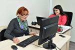 Армянский журналист и правозащитник Сюзан Джагинян в редакции Haqqin.az