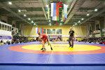 Седьмой Международный турнир по вольной борьбе среди юниоров на приз чемпиона мира и пятикратного чемпиона Европы Курамагомеда Курамагомедова