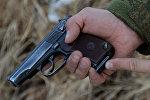 Пистолет Макарова, фото из архива