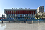 Дворец Гейдара Алиева в Баку, фото из архива
