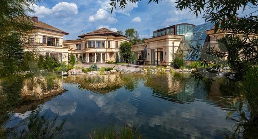 Rusiyanın ən bahalı evi