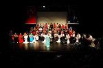Женский хор Нилюфер из Турции