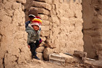 Дети-беженцы в Мосуле, фото из архива